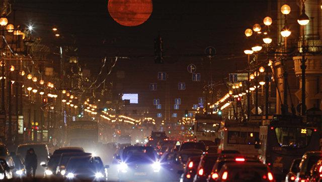 В 2018г.  вПетербурге починят  88 улиц иНевский проспект