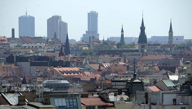 Зарубежные страны. Чехия