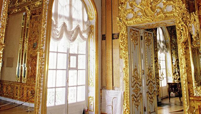 Ученые изФРГ отыскали место, где может быть спрятана Янтарная комната