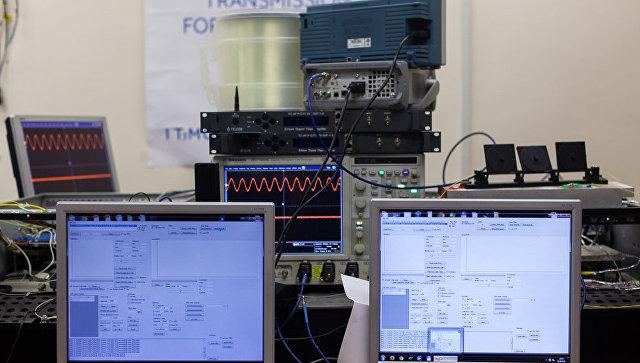Настройка системы квантовой коммуникации, ИТМО