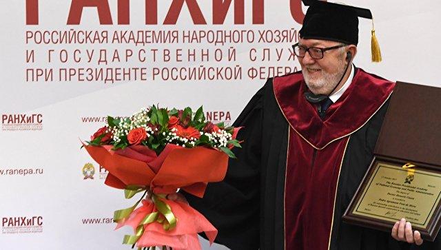 Экс-глава ПАСЕ Аграмунт сообщил о встрече со спикером Госдумы Володиным