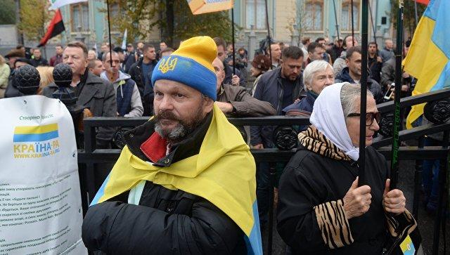 """""""Это — паранойя"""": кто и как на Украине готовит"""
