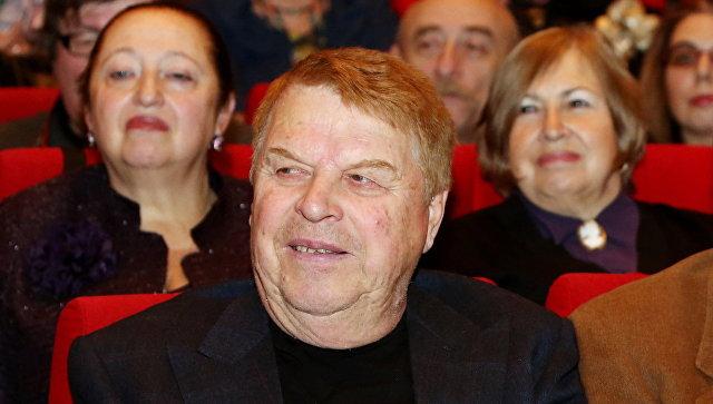 Актер Михаил Кокшенов. Архивное фото