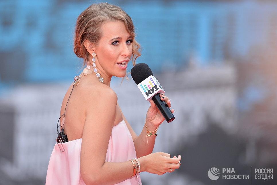 Ксения Собчак объявила обучастии ввыборах Президента Российской Федерации