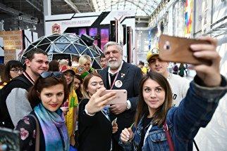 XIX Всемирный фестиваль молодежи и студентов. День пятый