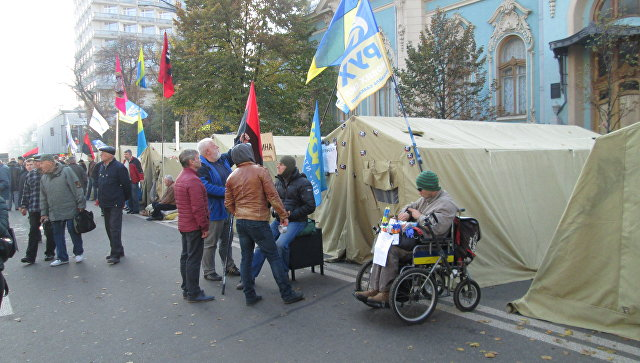 """Тайна """"вертолетной площадки Януковича"""". С """"третьим Майданом"""" что-то не так"""