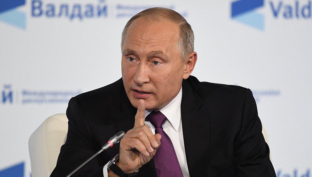 Путин о КНДР: никто не знает, что и где у Пхеньяна запрятано