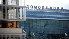 Терминал аэропорта Домодедово. Архивное фото