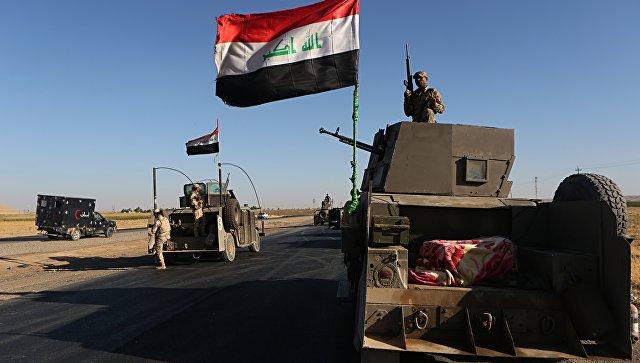 ВСИрака объявили озахвате города Алтун Купри вКиркуке