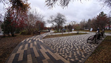Бульвар Строителей в Кемерово