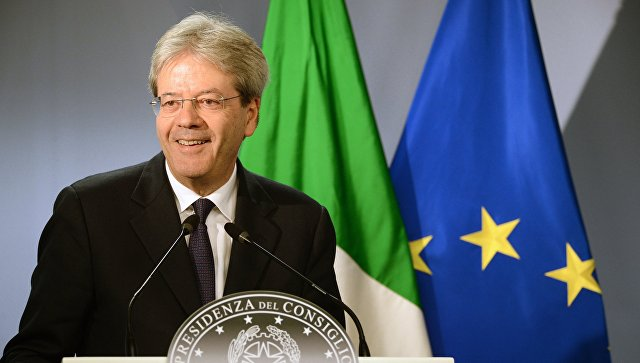 Премьер Италии поддержал требования Британии к РФ по «делу Скрипаля»