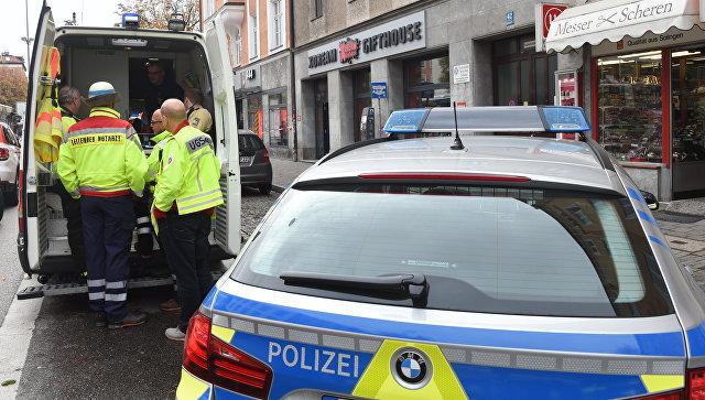Врезультате сильного возгорания вБерлине пострадали 13 человек