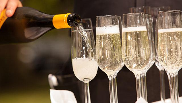 В Севастополе выбрали лучшее шампанское России
