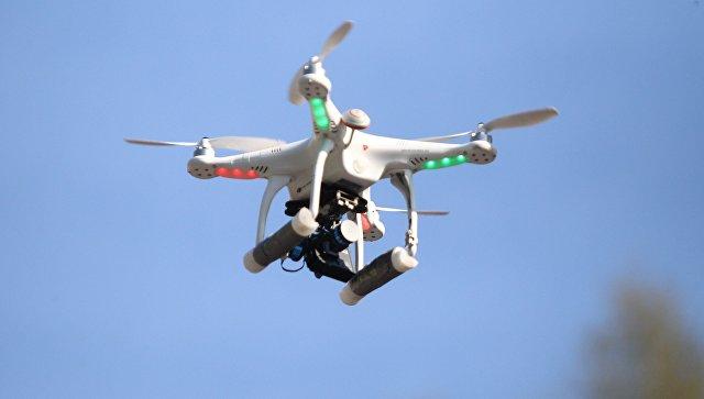 Беспилотный летающий аппарат