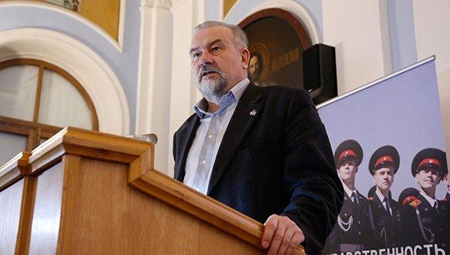 Публицист, историк, исследователь судьбы царской семьи Анатолий Степанов