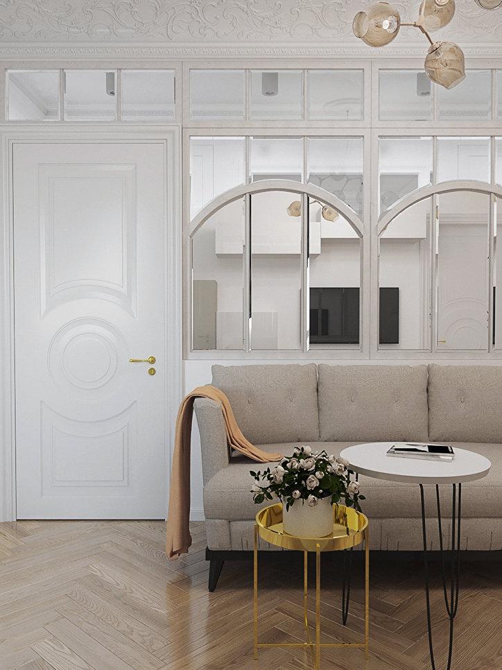 Динамическая геометрия: как визуально расширить узкую и длинную комнату