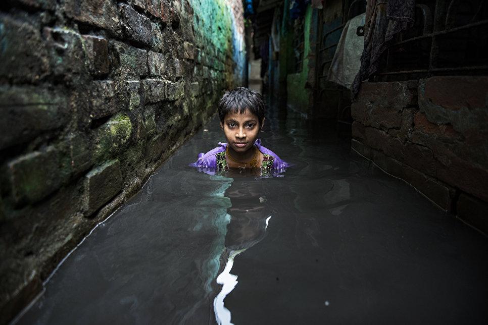 Raju Ghosh. Struggle