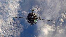 Космический грузовик Прогресс. Архивное фото