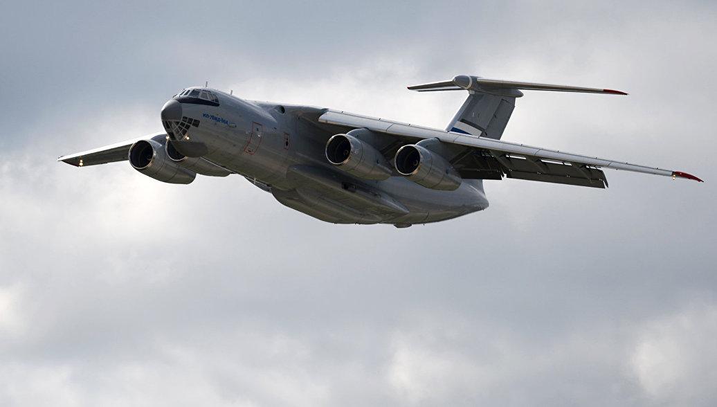 Шойгу поведал о итоге испытаний самолета А-100