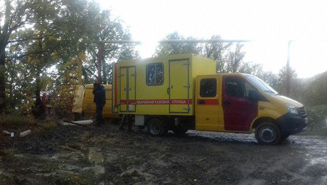 ФСБ возбудила три уголовных дела из-за диверсии накрымских газопроводах