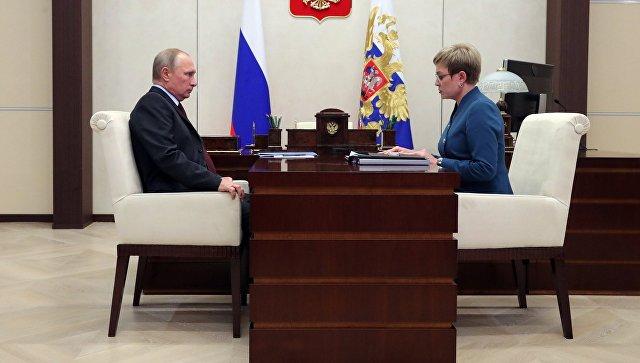 Путин поддержал программу «Арктический доктор»