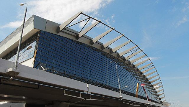 Здание терминала А аэропорта Внуково