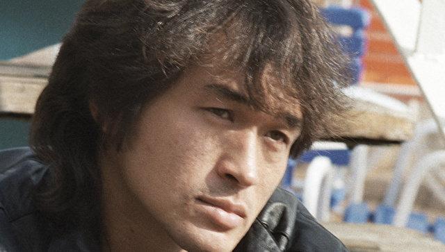 Виктор Цой, архивное фото