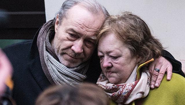 Последние мин. жизни дочери Гурченко попали накамеру видеонаблюдения
