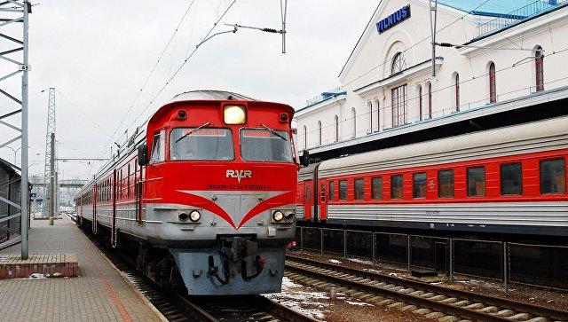 Кто-то установил российскую систему безопасности наприбалтийском железнодорожном транспорте— Литва вшоке