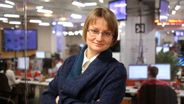 Марина Заблудовская