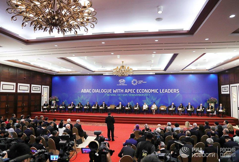 Саммит АТЭС во Вьетнаме. 10 ноября 2017