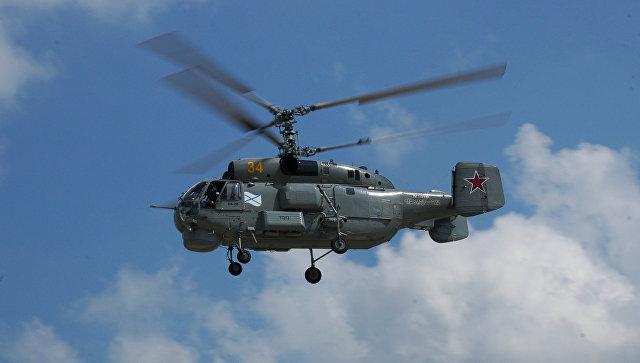 Вертолет Ка-29. Архивное фото