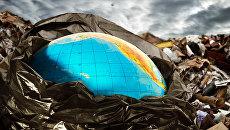 Загрязнение Земли