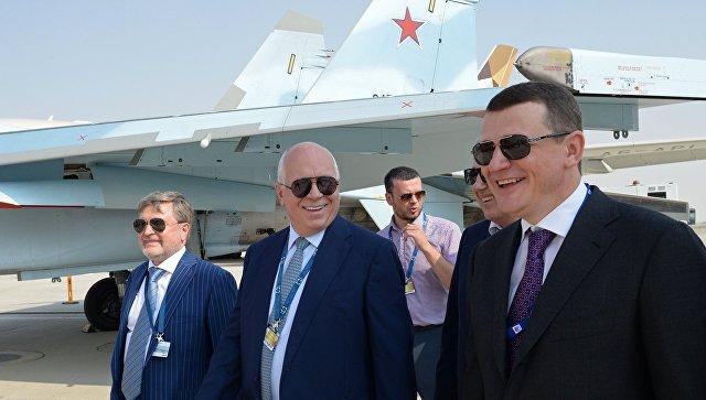 РФ иОАЭ планируют общую разработку пассажирского самолета