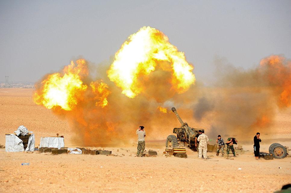 Военные базыРФ останутся вСирии после окончания операции