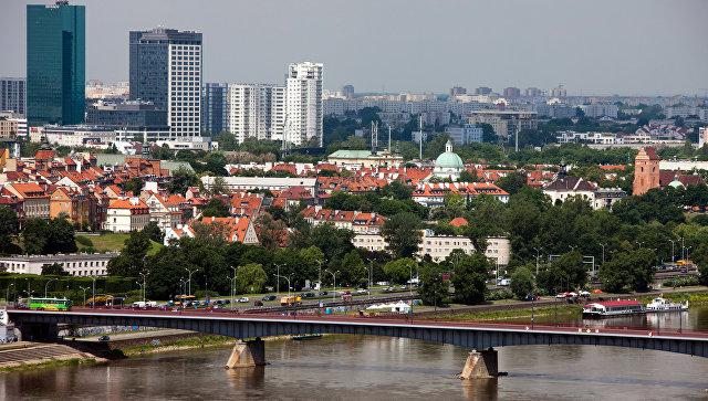 Города мира. Варшава