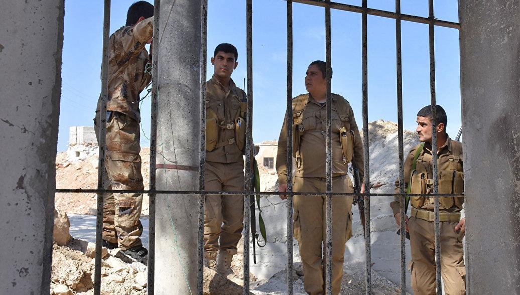 Турция нанесла удары по позициям сирийских курдов в Африне