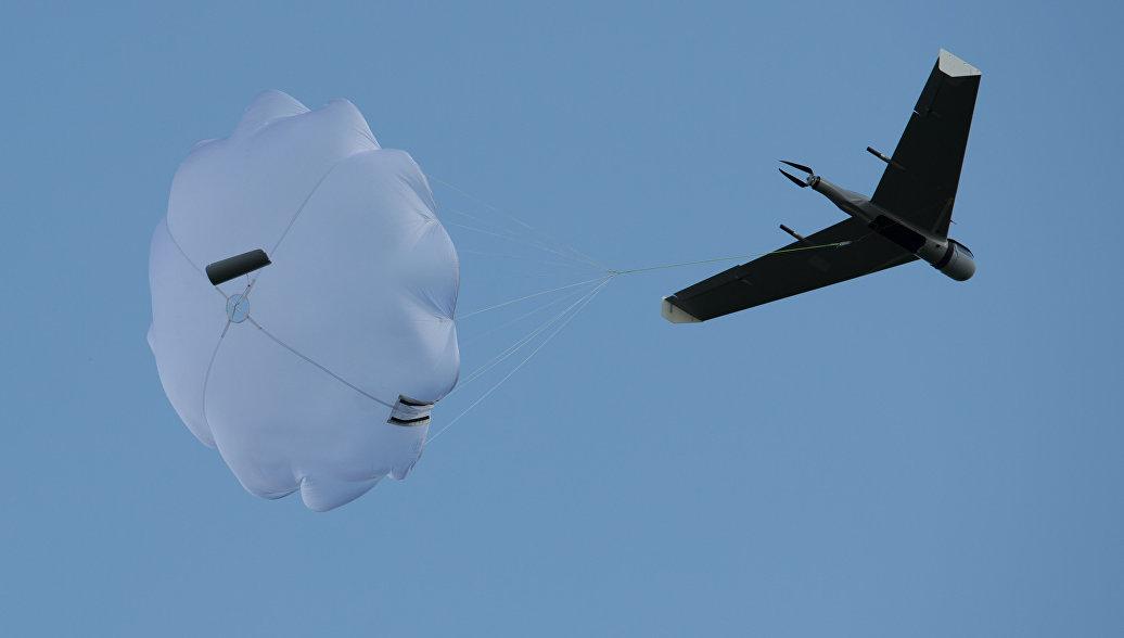 Беспилотный летательный аппарат. Архивное фото