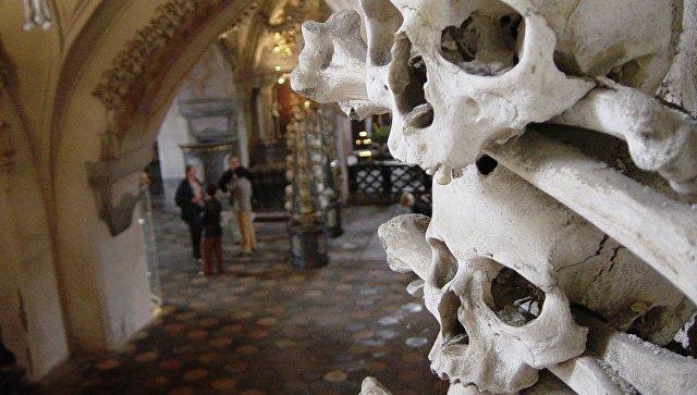 Найдено  самое массовое захоронение Средневековья