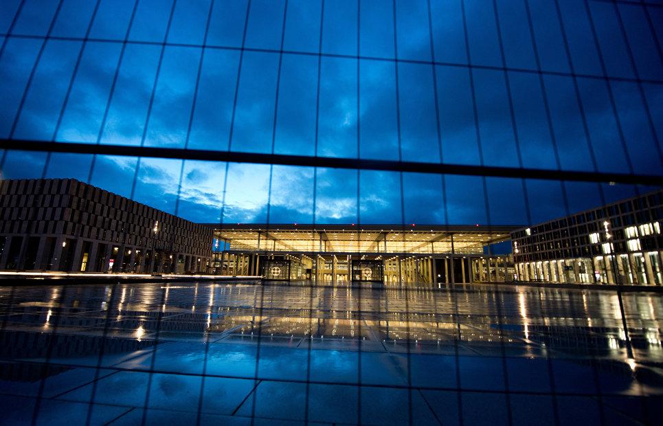 Аэропорт Берлин-Бранденбург имени Вилли Брандта