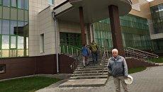 Учебно-тренировочный центр Белорусской АЭС. Архивное фото