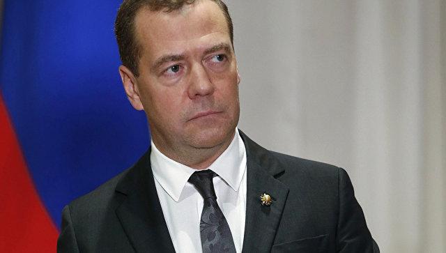 Дмитрий Медведев. Архивное