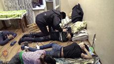 Задержание членов экстремистской организации Таблиги Джамаат (запрещена в РФ)