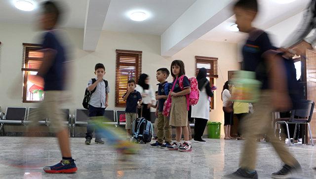Школа в Багдаде. Архивное фото