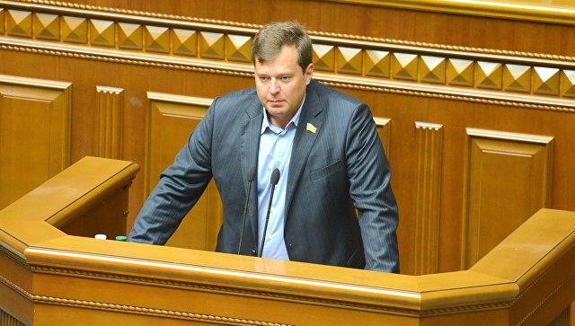Народный депутат Украины Евгений Витальевич Балицкий. Архивное фото