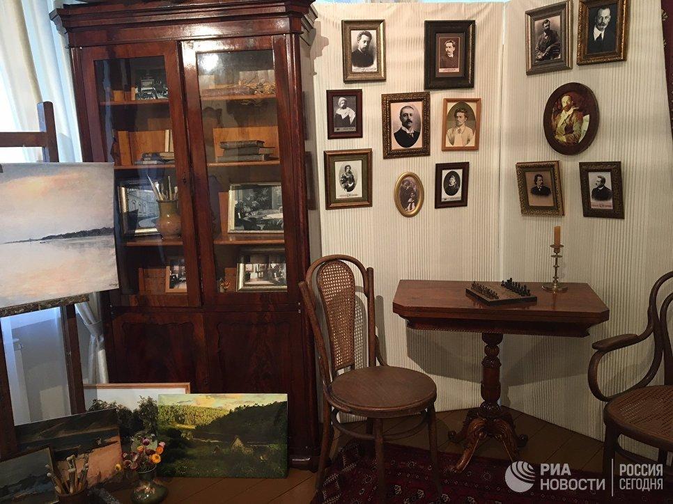 Дом-музей Левитана в Плесе