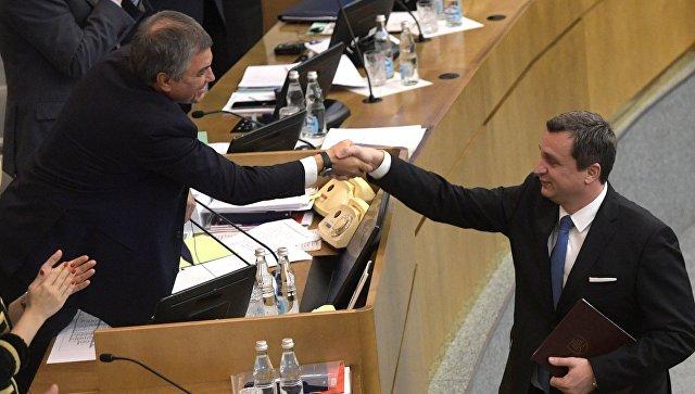 Глава парламента Словакии: выступить в Госдуме – честь для каждого политика