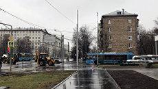 Проспект Буденного в Москве. Архивное фото