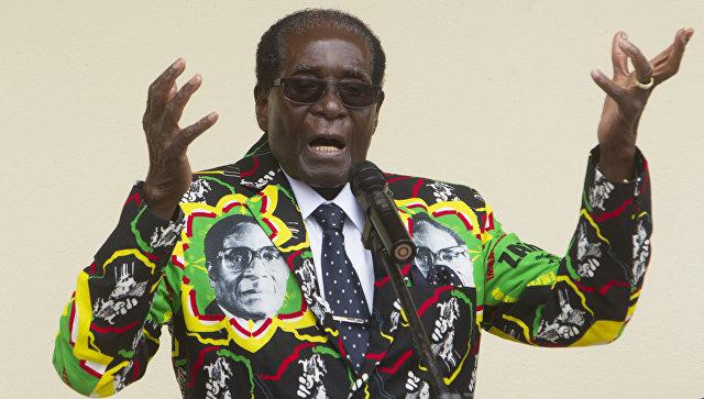 СМИ говорили о побеге Роберта Мугабе изЗимбабве