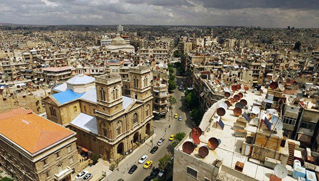 В Алеппо восстановили более 500 разрушенных террористами заводов